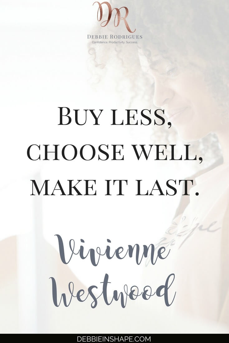 Find out how to use your money and time better with conscious shopping. Become a better version of yourself one day at a time with Mindful Planning. Join the 52-Week Challenge For A More Productive You and get all the support and guidance you need to be successful without feeling overwhelmed all the time. #productivity #confidence #success #minimalism @nomadostore