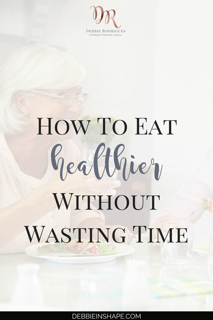 One of the struggles about dieting is how to eat healthier without wasting time on a regular basis. Find out how you can plan your meals ahead to stay on track. Join the 52-Week Challenge For A More Productive You to get all the support you need to boost your lifestyle one day at a time without stress. #productivity #confidence #success #diet #weightloss