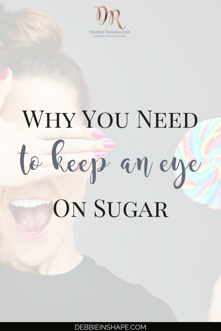 If you don't feel the need to keep an eye on sugar, think again. Here you will learn how it affects your health and productivity. Learn how to improve your lifestyle one day at a time by creating space in your schedule for the things that really matter. Join the 52-Week Challenge For A More Productive You today. #productivity #confidence #success #health #weightloss #lifestyle
