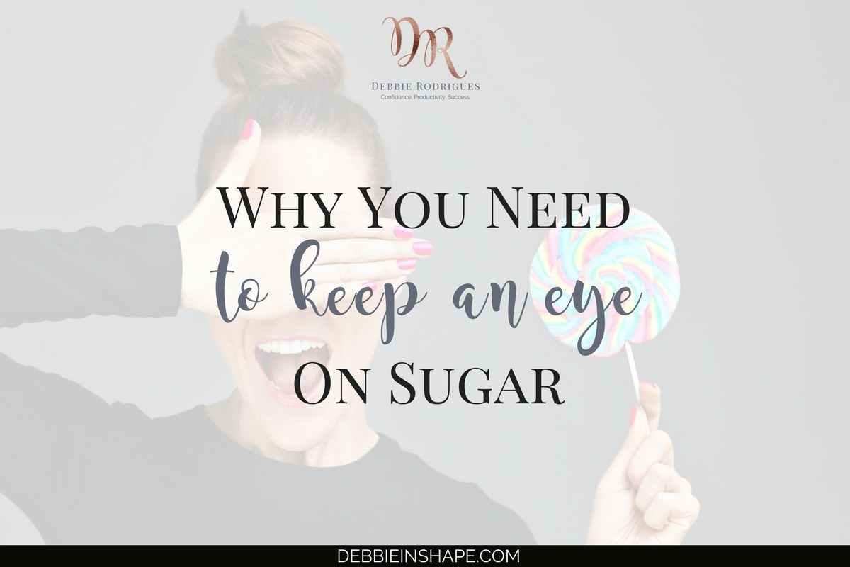 Why You Need To Keep An Eye On Sugar