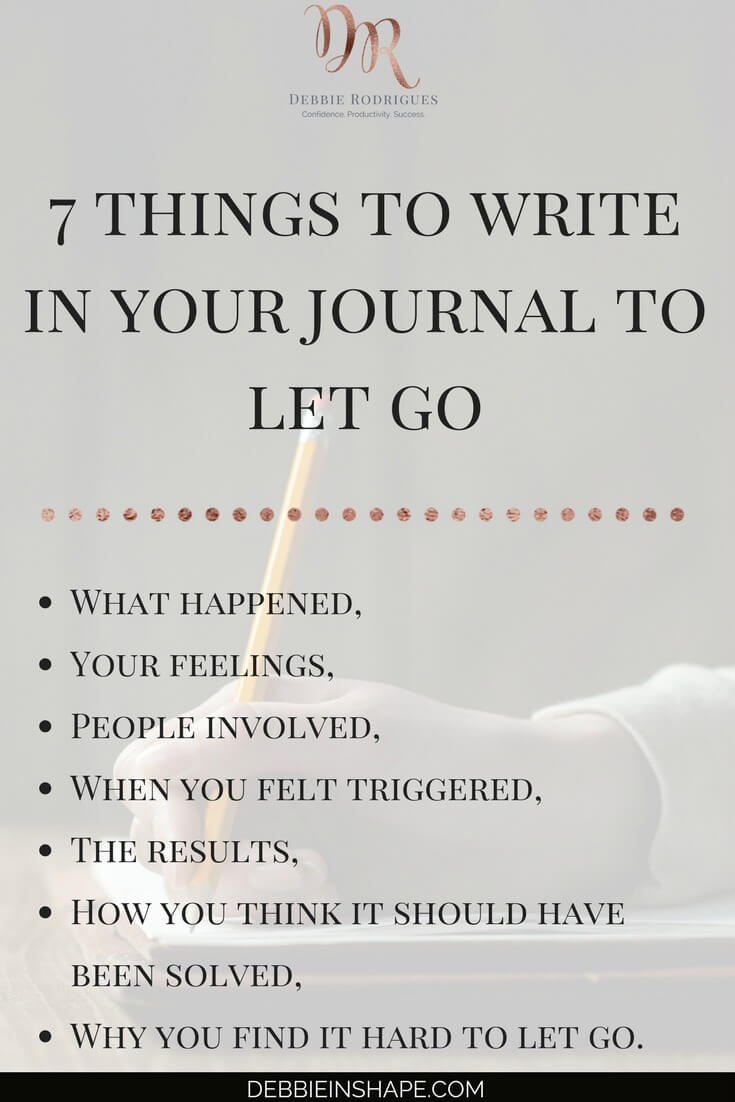 Learn how to overcome pain from the past to be more successful. Discover how to turn your journal into your best ally. For accountability and support, join the 52-Week Challenge For A More Productive You today. #productivity #confidence #success #journaling