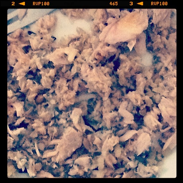 A healthy lifestyle does not have to be complicated. See this no-cook recipe. Tuna salad with chia seeds for example.