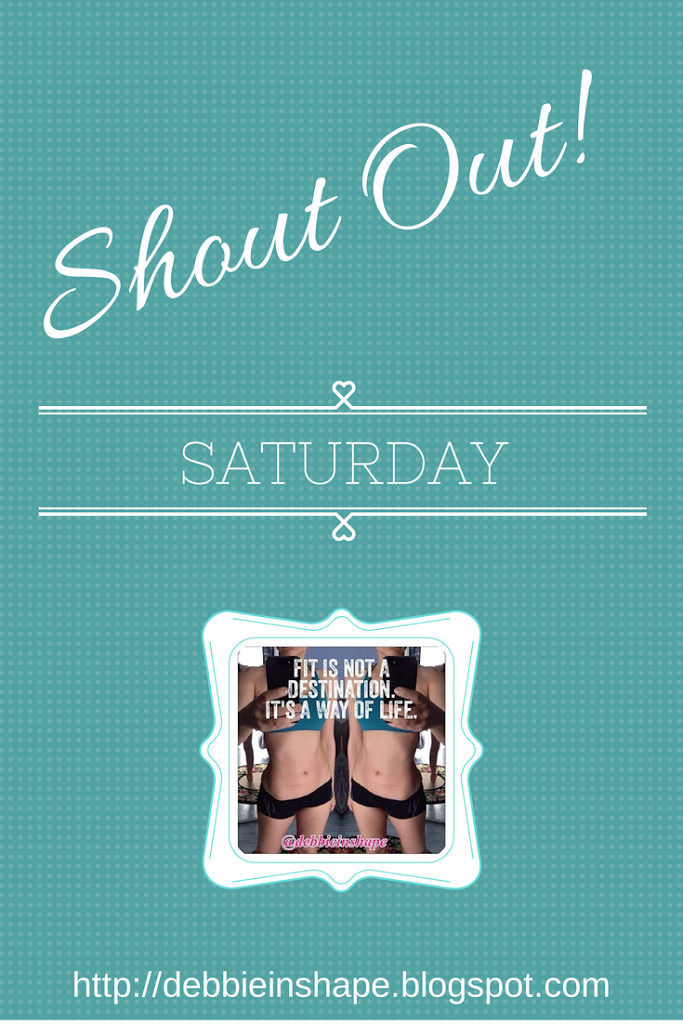 Shout Out Saturday – May 31st, 2014