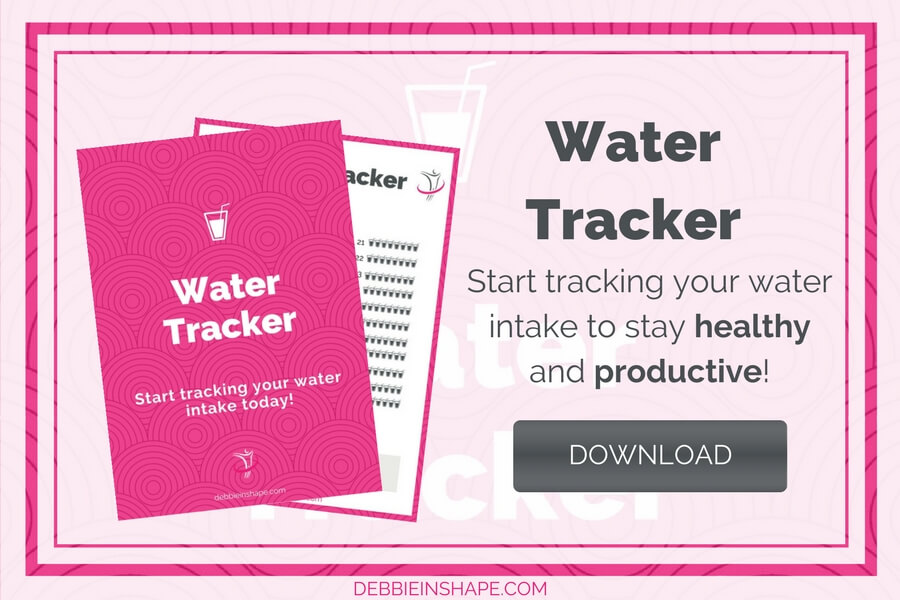 Get my FREE Water Tracker and boost your health. Join my FREE VIP Tribe to access exclusive content that will help you create space in your schedule for the things you love. #productivity #confidence #success #health #lifestyle