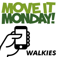 Join the Monday Mile. Gather your friends and colleagues and walk a mile every Monday.