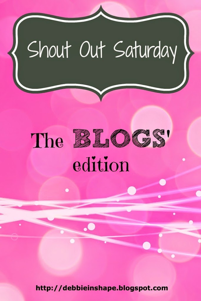 Shout Out Saturday : The Blogs's Edition