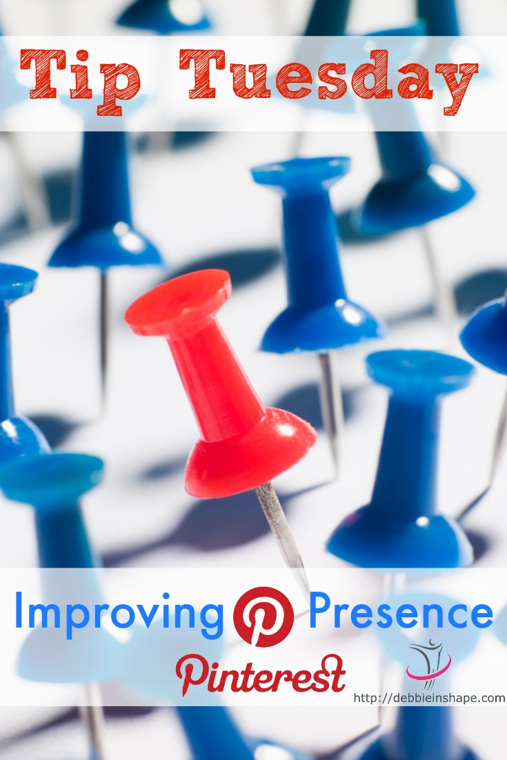 Improving Pinterest Presence