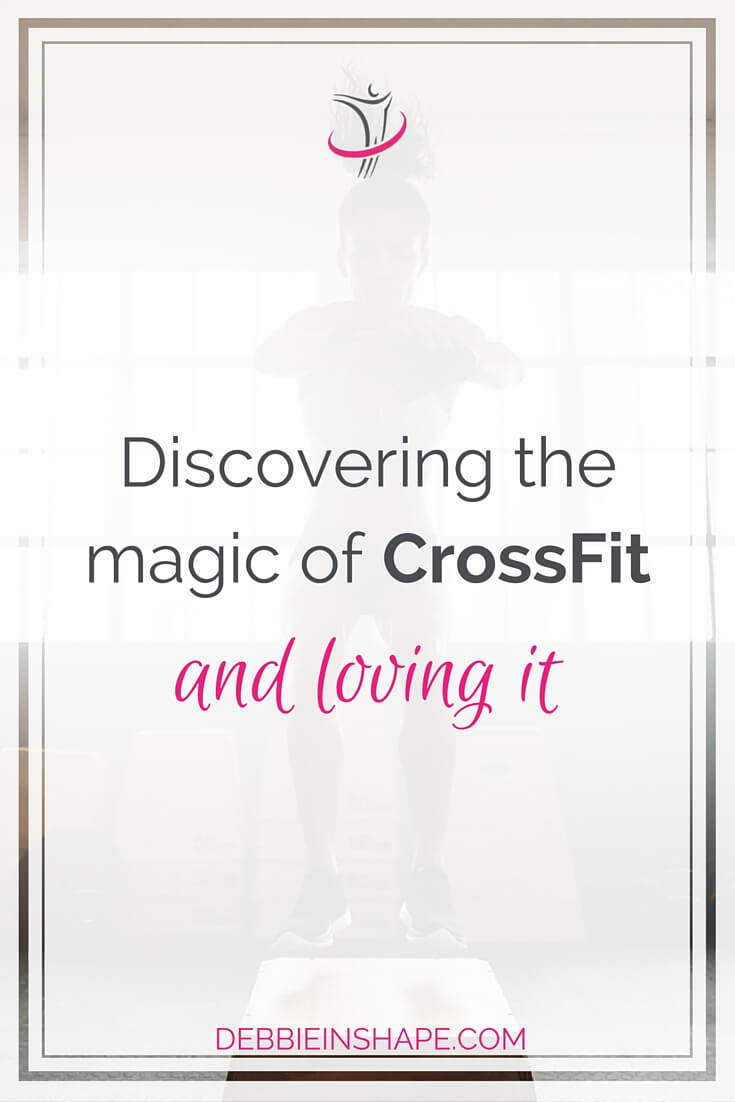 Discovering The Magic Of CrossFit And Loving It!