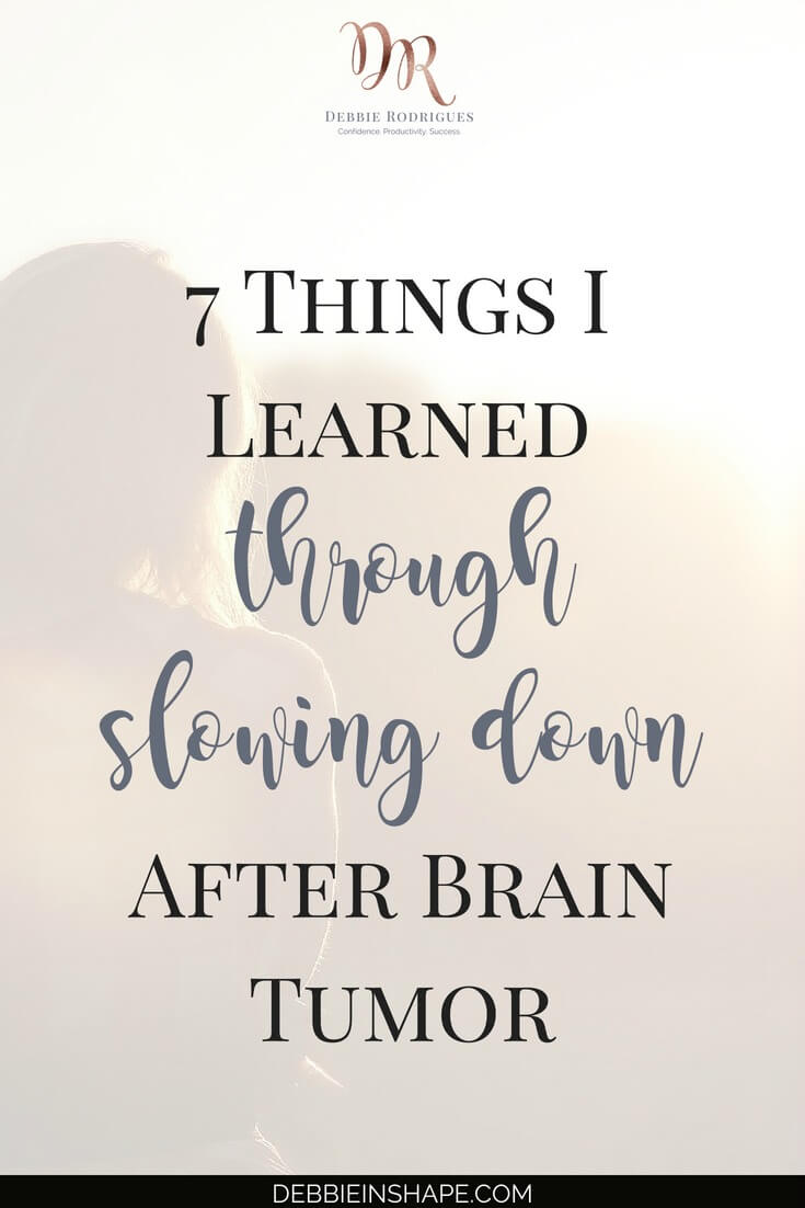 When you have all the time in your hands but, for whatever the reason, there is only little you can do, you start to think through another perspective. Using a Holistic Health approach has been helping me. #productivity #confidence #success #journaling #braintumor