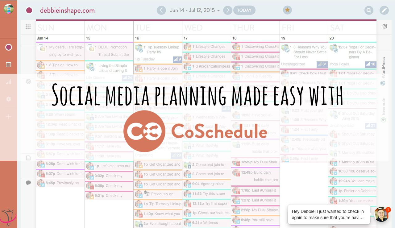 Social Media Planning Made Easy With CoSchedule