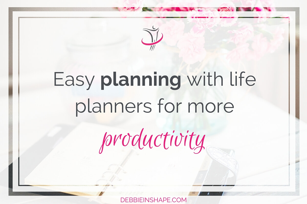 Easy Planning With Life Planners For More Productivity7 min read