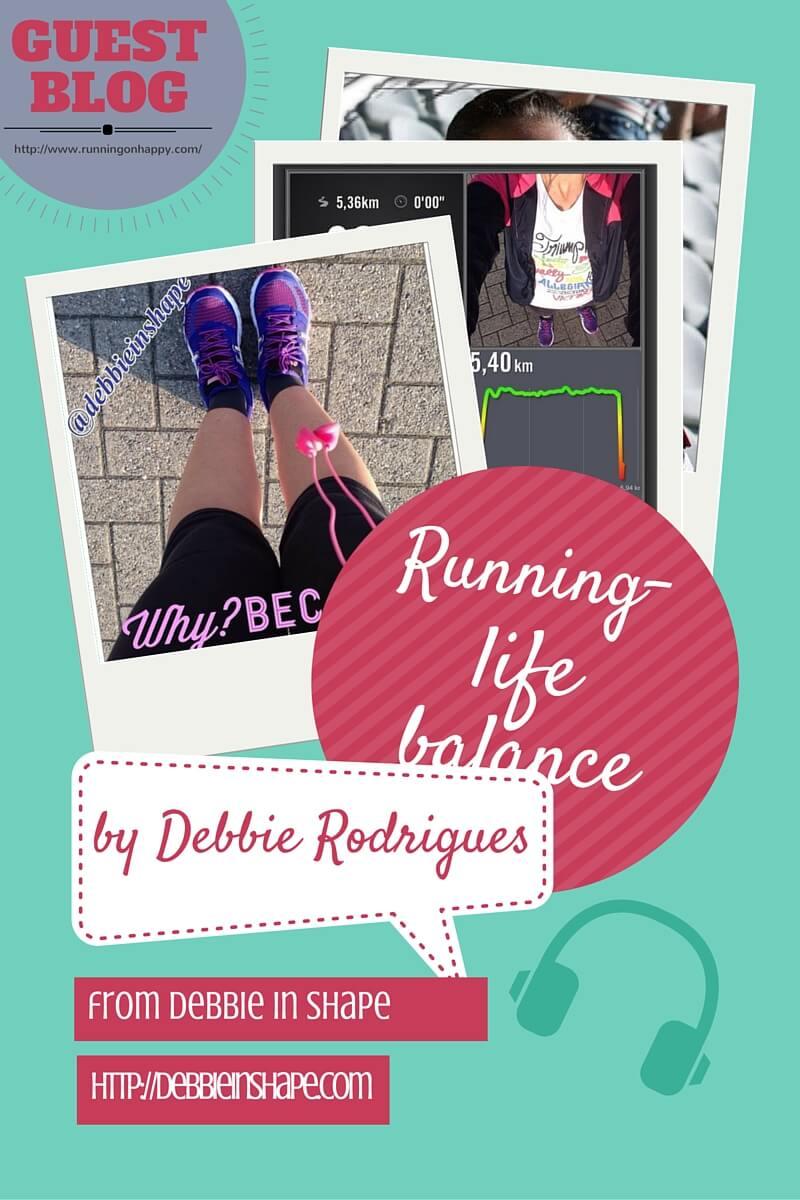 Guest Post: Running Life Balance