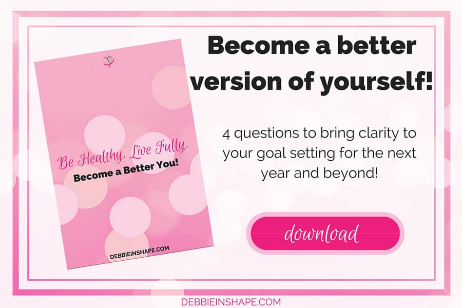 Download the 4 questions to help you become a Better You.
