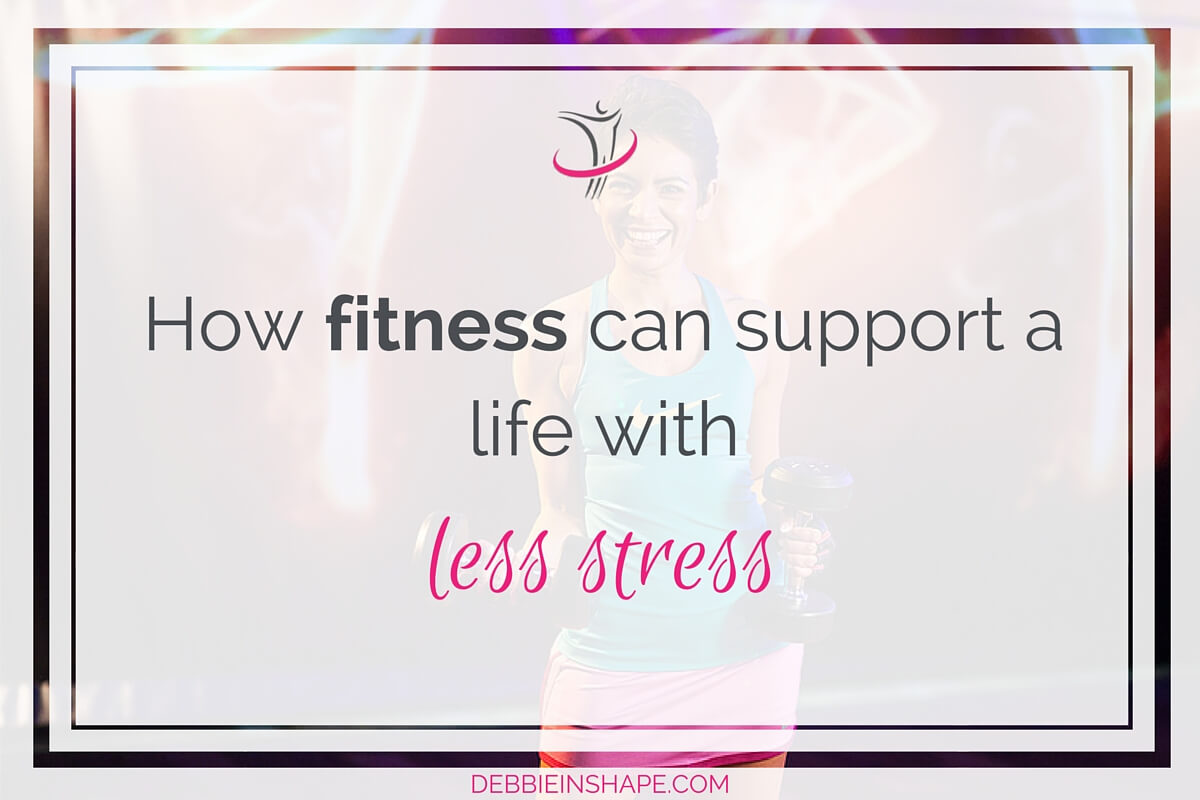 How Fitness Can Support A Life With Less Stress