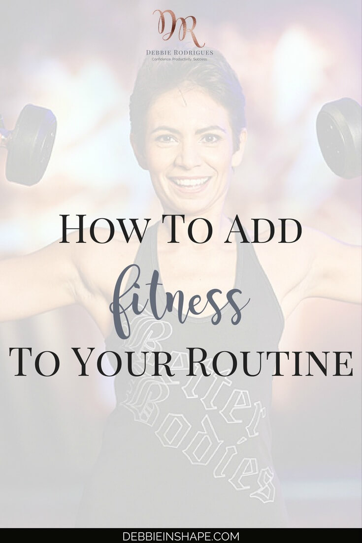 To improve your health and wellness, you need to add fitness to your routine. Start doing it with these 3 steps. And to make sure you stay on track all year round, come on over to my FREE VIP Tribe. Download my time-tracking sheet and join a community of like-minded achievers for support, accountability, and motivation. #productivity #confidence #success #fitness #health