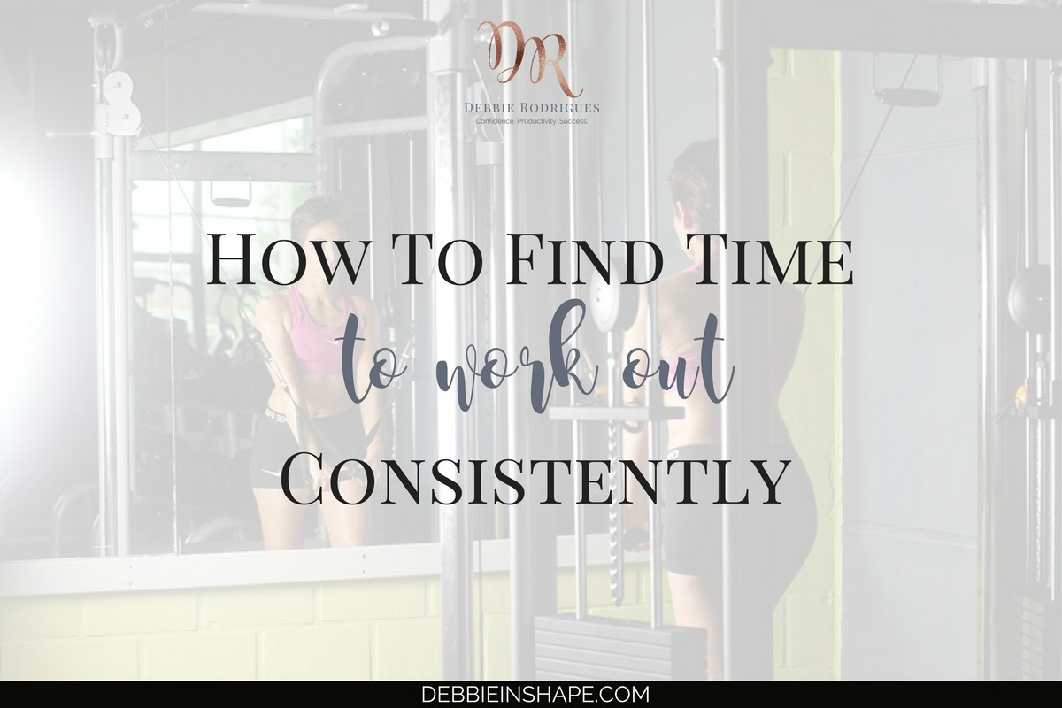 How To Find Time To Work Out Consistently7 min read