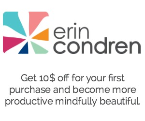 Erin Condren: Custom LifePlanner, Notebooks, Journals, Stationary