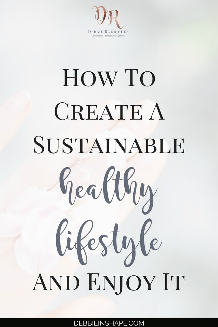 Health is important. Check these 4 tips for a sustainable, healthy lifestyle that will help you improve your well-being. Join my FREE VIP Tribe to access my questionnaire and other tools to help you create space in your schedule. #productivity #confidence #success #lifestyle #health