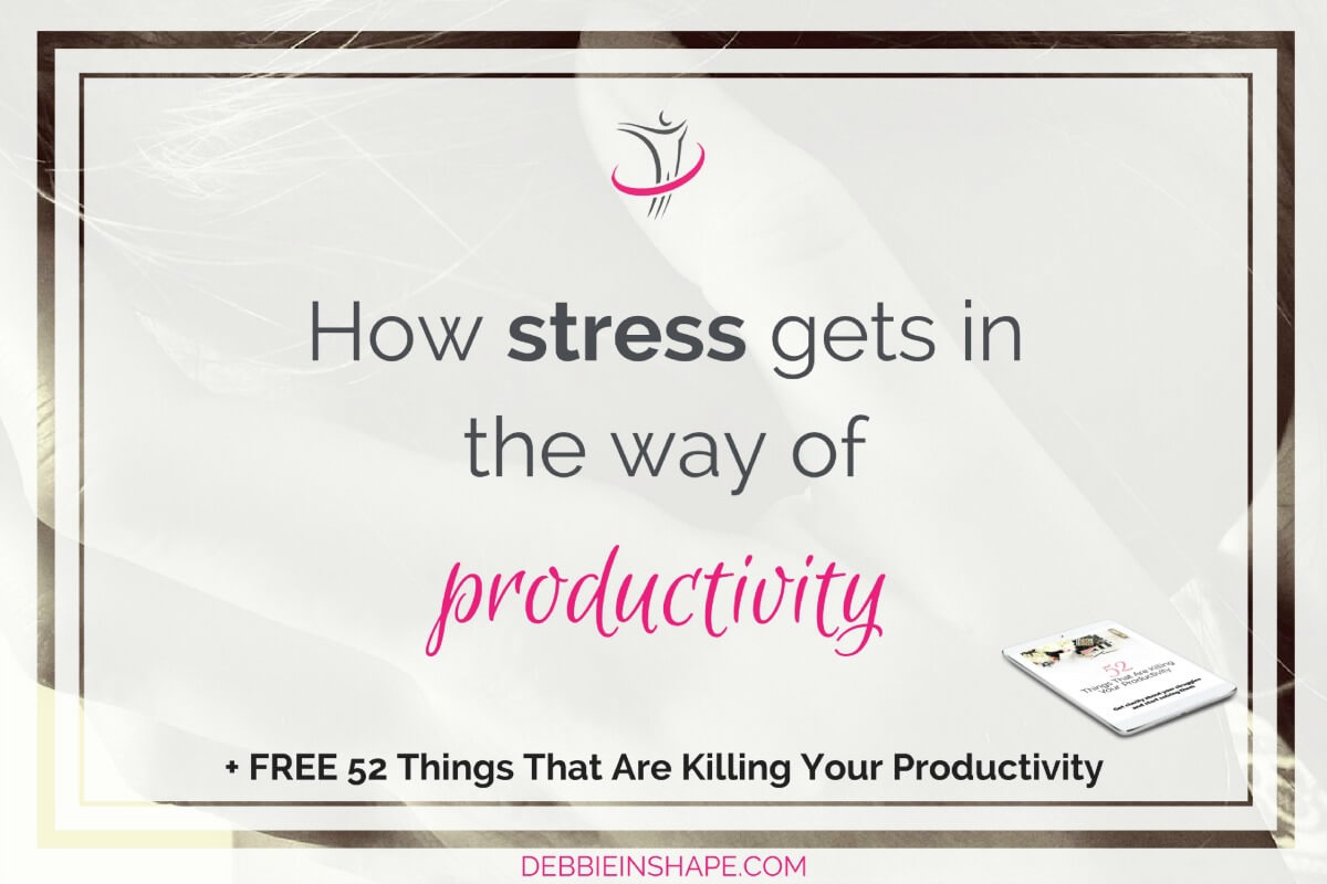 How Stress Gets In The Way Of Productivity4 min read