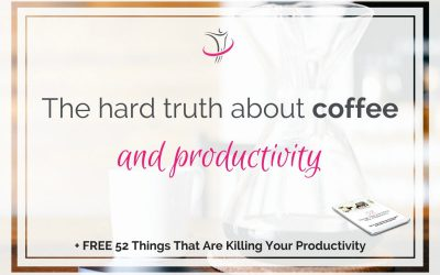 The Hard Truth About Coffee And Productivity