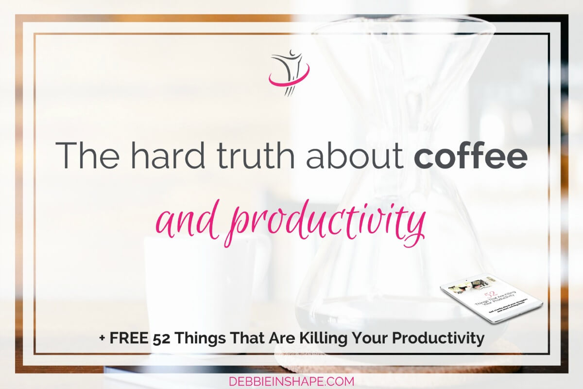 The Hard Truth About Coffee And Productivity5 min read