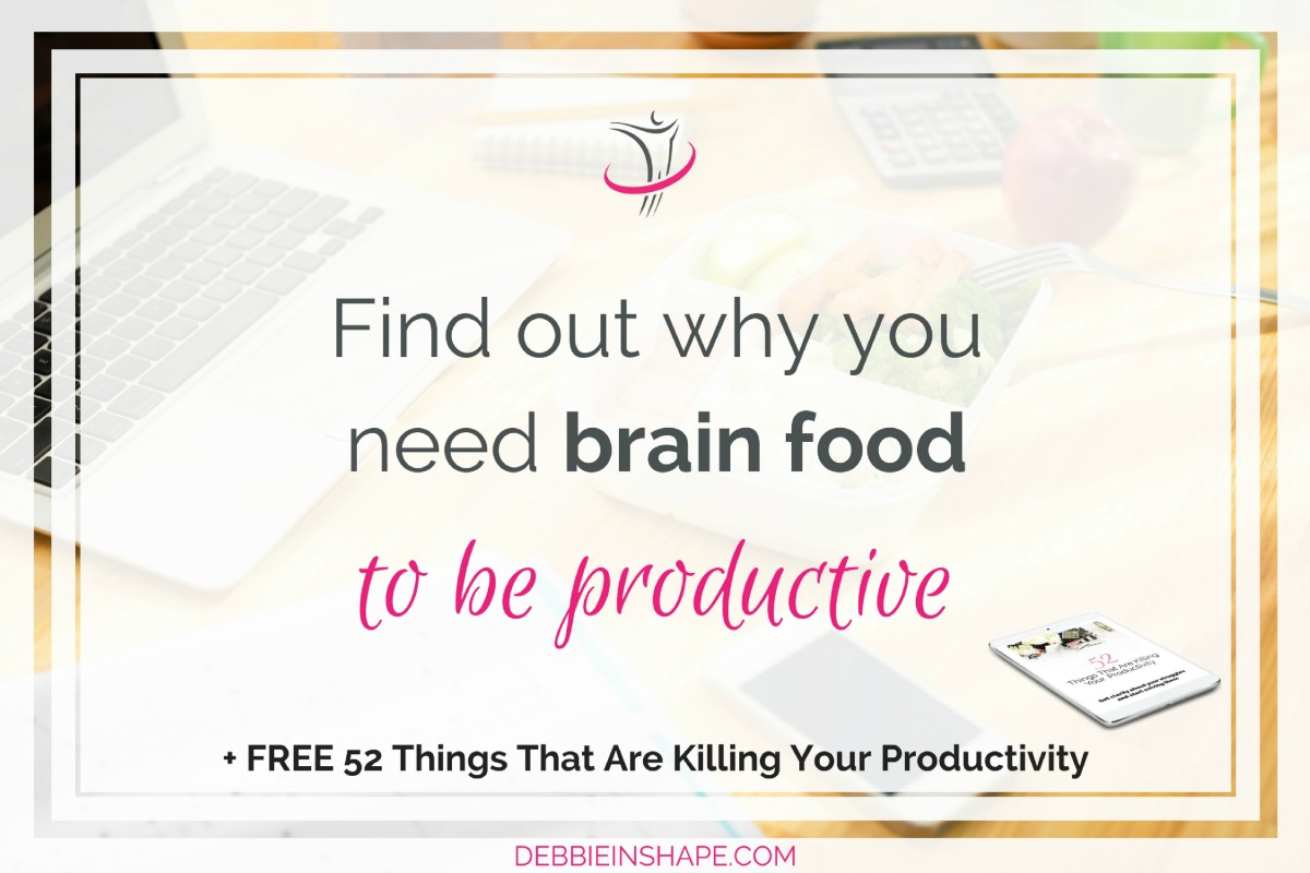 Find Out Why You Need Brain Food To Be Productive4 min read