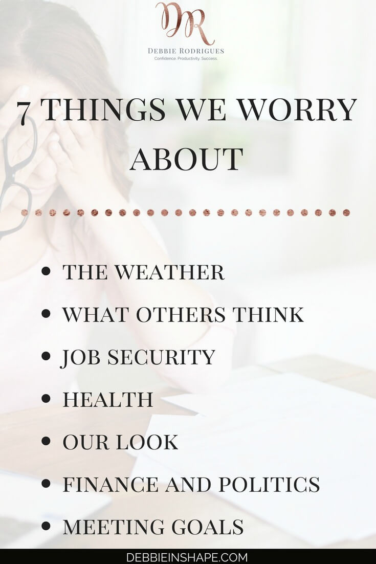 Watch out for these common triggers of worry. Start to relax today if you want to be more productive. Join the 52-Week Challenge For A More Productive You and become a better version of yourself one day at a time. #productivity #confidence #success #journaling #relax