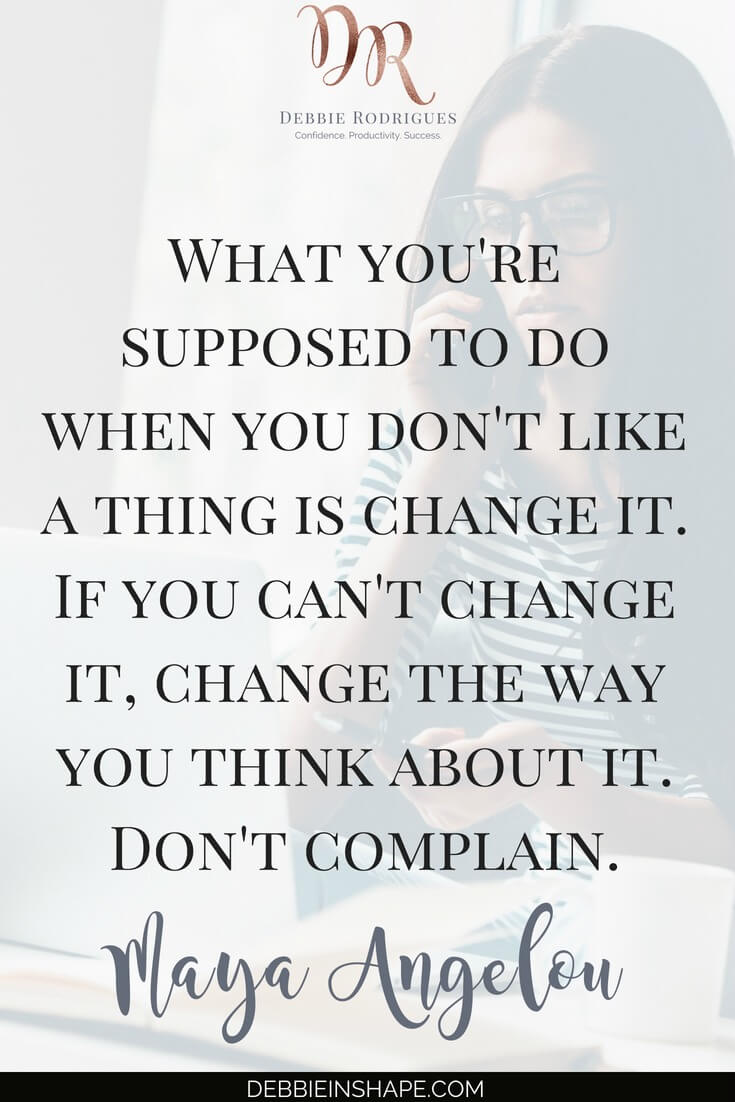 Find out why you have to stop complaining to be successful reading the blog today. Learn about the 3 main dangers of whining and how you can eliminate it from your conversations. And make sure you join the 52-Week Challenge For A More Productive You today. #productivity #confidence #success #journaling #mentalhealth #quote