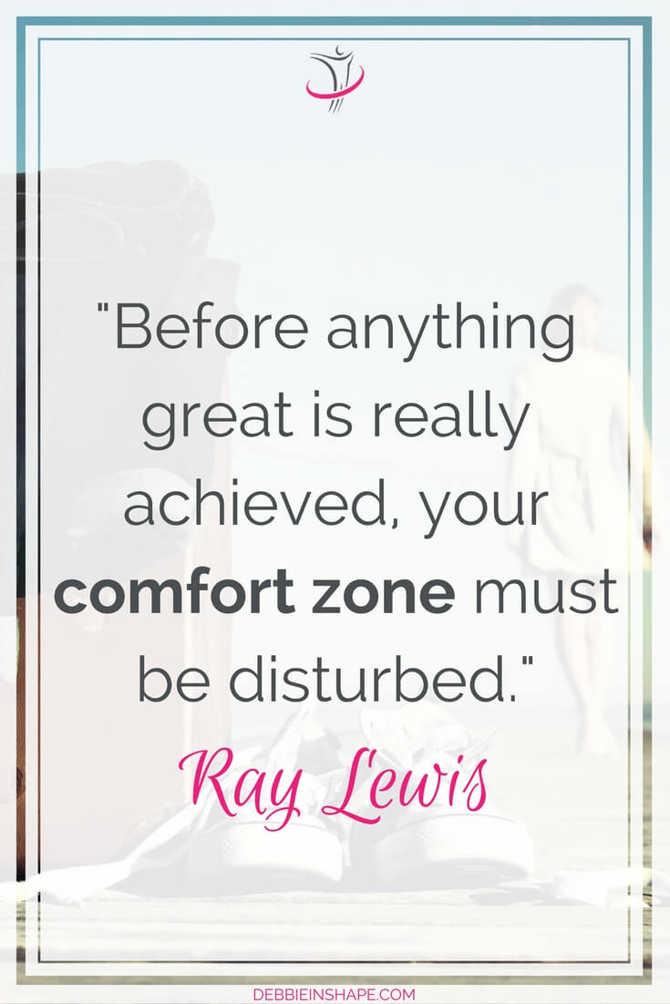 Kiss the comfort zone good-bye and take risks to be more successful. Learn more about its benefits and how you can navigate through them without fear on the blog today. Make sure you join the 52-Week Challenge For A More Productive You for accountability and support in your journey towards a more productive lifestyle.