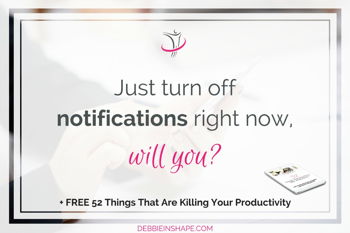 Just Turn Off Your Notifications Right Now, Will You?6 min read
