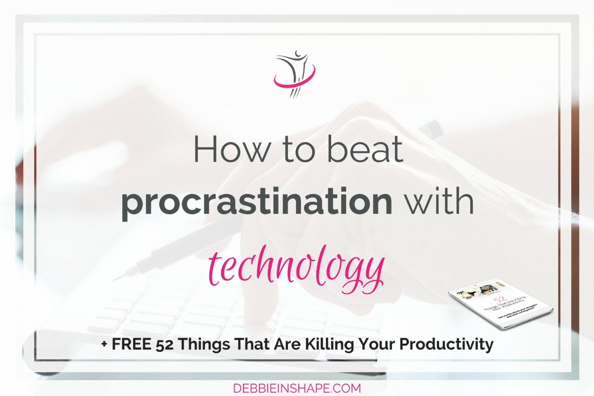 How To Beat Procrastination With Technology