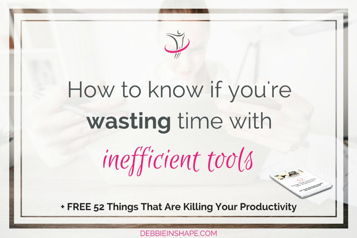 Stop wasting time with inefficient tools and boost your productivity. Find out why you aren't getting the most out of systems and learn how to fix it. Learn different approaches to increase your success by joining my FREE VIP Tribe today. Become member of an awesome community of achievers for support, accountability, and motivation.