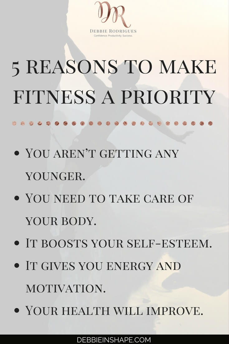 How to do more every day and live healthier with fitness. Because when you work out, you're not only taking care of your body, but your mind too. Time will pass anyway. Why not using it to improve your lifestyle one day at a time? You'll feel and perform better. Need help to stay on track? Come on over to my 52-Week Challenge For A More Productive You today. Get all the support, accountability, and motivation you need to become a better version of yourself. #productivity #confidence #success #fitness #health