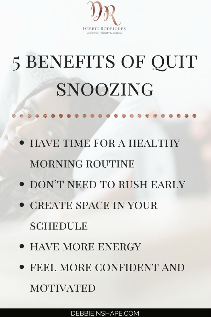 Discover how to boost your lifestyle without snoozing. Get the most out of your day by developing better sleeping habits and a positive morning routine. Join the 52-Week Challenge For A More Productive You and find out how you can improve your lifestyle, create space in your schedule for the things, and become a better version of yourself. #productivity #confidence #success #health #lifestyle