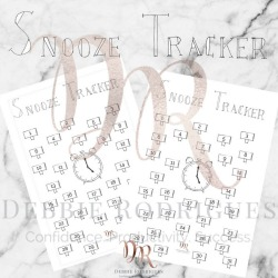 Snooze Tracker