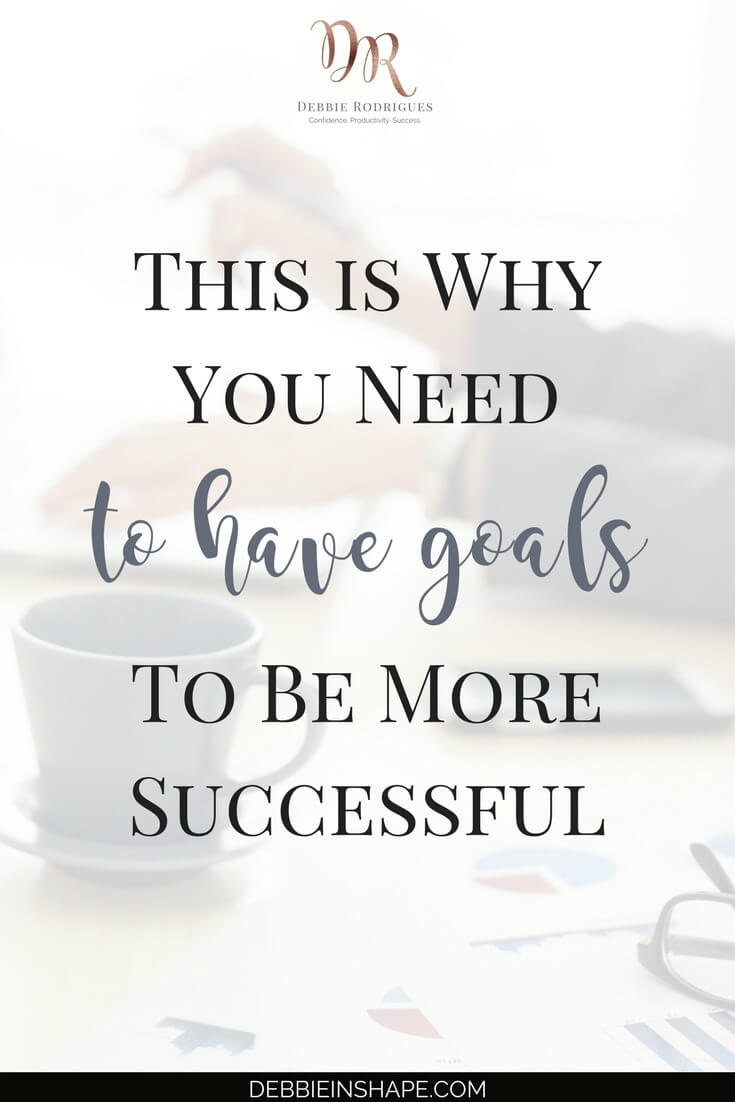 Discover why it's so important to have Goals to be more successful. Start asking yourself the right questions that'll lead you to your Dreams. Join the 52-Week Challenge For A More Productive You to learn how to overcome procrastination one day at a time. #productivity #confidence #success #goals