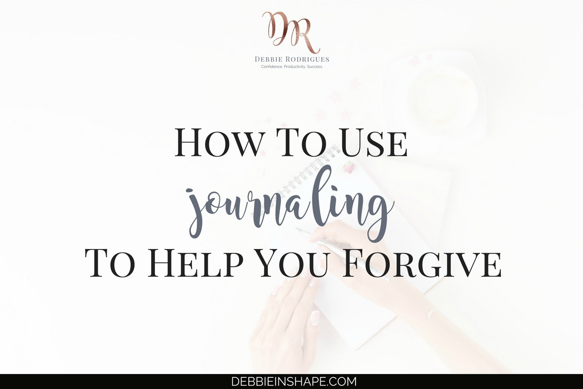 How To Use Journaling To Help You Forgive