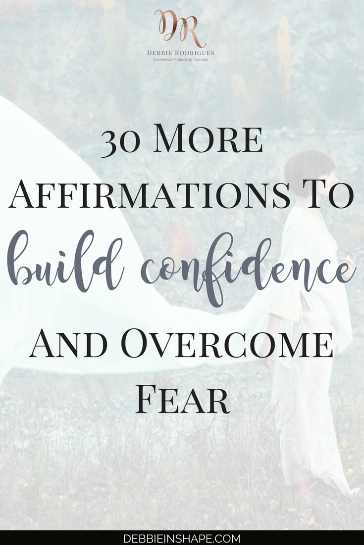 Discover 30 more affirmations to build confidence and learn how to use them to find the motivation to become a better version of yourself one day at a time. Join the 52-Week Challenge For A More Productive You and get all the support, motivation, and accountability you need to succeed. #productivity #confidence #success #journaling #affirmations