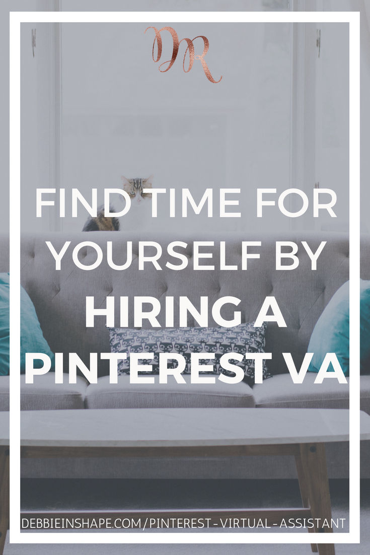 Find time for yourself and create space in your busy schedule by hiring me as your Pinterest Virtual Assistant today. Find out more about my services and packages and let's work together. #pinterest #virtualassistant #pinterestva #va